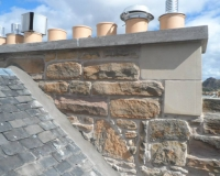 Build-works by Bolton Roofing Contractors in Edinburgh
