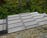 Roof leading by Bolton Roofing in Edinburgh
