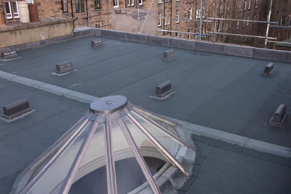 Cupola Amp Roof Light Works Bolton Roofing Contractors