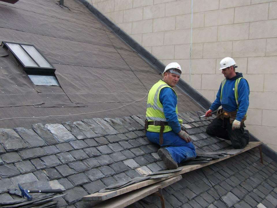 Slate Amp Tiling Work Bolton Roofing Contractors Ltdbolton