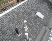 Slate roofing by Bolton Roofing in Edinburgh