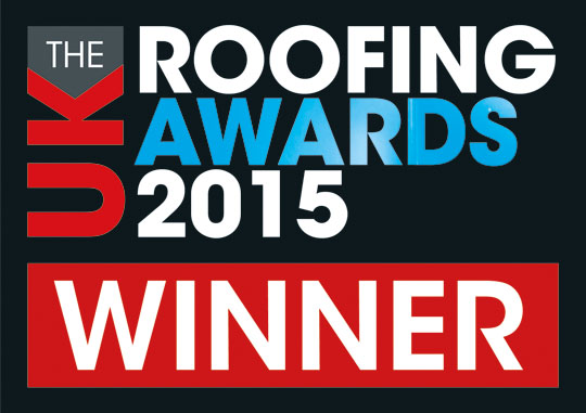 Roofing Award Winners 2015